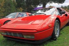 1981 Auto Ferrari Stock Afbeeldingen