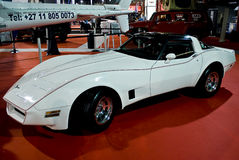1982 chevrolet corvette coupe mph shark Στοκ Εικόνες