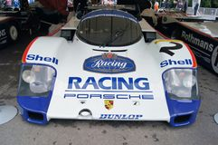 1983 Porsche 956 Royalty Free Stock Photography