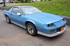 1988年camaro汽车薛佛列汽车肌肉 免版税图库摄影