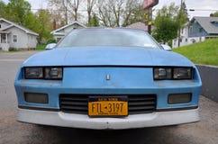 1988年camaro汽车薛佛列汽车肌肉 库存图片