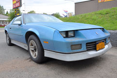 1988 Chevrolet Camaro muscle car Royalty Free Stock Photos