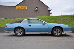 1988 Chevrolet Camaro muscle car Royalty Free Stock Photography