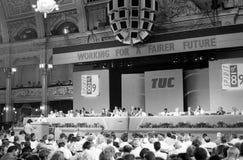 1989年国会贩卖联盟 免版税库存照片