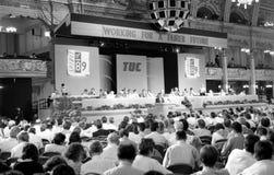 1989年国会贩卖联盟 库存图片