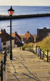 199 whitby moment Arkivfoto