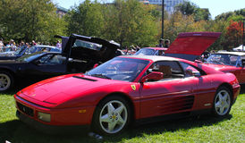 1992 Ferrari 348 TS Στοκ Εικόνα