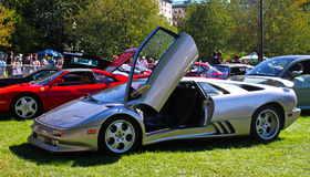 1994 Lamborghini Diablo SE30 Royalty Free Stock Photos