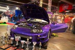 1994 supra Тойота Стоковые Фотографии RF