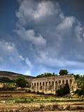 19de Eeuw Aquaduct Stock Afbeelding