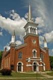 19o Igreja do século Fotografia de Stock