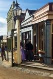 19th Århundradetown Royaltyfri Foto