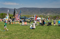 Free 19th Annual Blue Ridge Kite Festival Royalty Free Stock Photography - 90686697