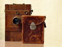 19th century camera Stock Photos