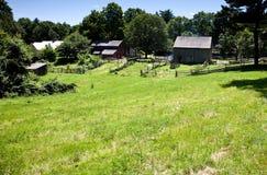 19th-Century Farm Royalty Free Stock Image