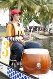 1malaysia 2010年小船龙节日国际 库存图片
