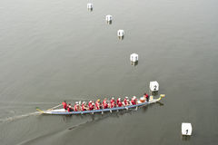 1Malaysia het internationale Festival 2010 van de Boot van de Draak Stock Fotografie