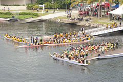 1Malaysia International Dragon Boat Festival 2010 Royalty Free Stock Photo