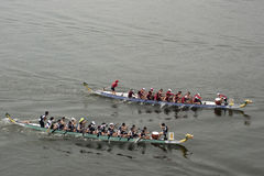 1Malaysia International Dragon Boat Festival 2010 Stock Image