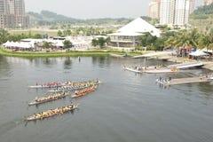1Malaysia International Dragon Boat Festival 2010 Stock Photography
