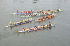 1Malaysia International Dragon Boat Festival 2010 Stock Photography