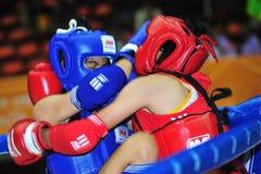 1ros juegos asiáticos 2009 de los artes marciales Foto de archivo
