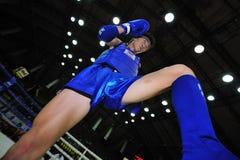 1ros juegos asiáticos 2009 de los artes marciales Foto de archivo libre de regalías