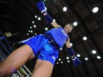 1ros juegos asiáticos 2009 de los artes marciales Imagen de archivo