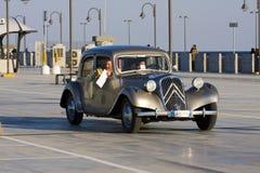 1th机场电路热那亚海军陆战队员 免版税库存照片