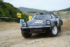 2°Rallye del Corallo -Alghero Royalty Free Stock Images