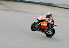 2ème Test de l'hiver de MotoGP chez Sepang, Malaisie Images stock