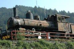 2ème train de vapeur de guerre mondiale de Yougoslave Photo libre de droits