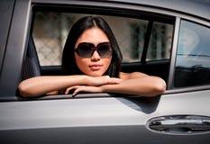 2个亚洲人女性 免版税库存图片