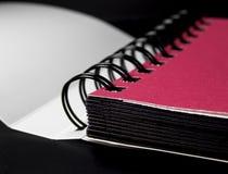 2个册页照片 免版税库存图片