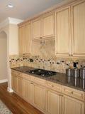 2个厨房豪华 库存图片