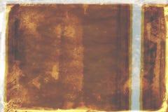 2个发现grunge纹理 免版税图库摄影