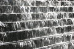 2个喷泉水 免版税库存图片