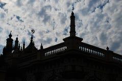 2个图标回教宗教信仰 免版税图库摄影