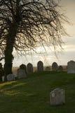2个坟园shillington 免版税库存照片