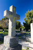 2个坟墓 免版税图库摄影