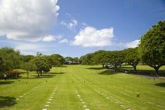 2个坟茔战争世界 库存图片
