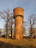 2个塔水 库存图片