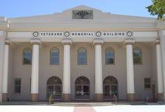 2个大厅纪念品退伍军人 库存照片