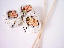 2个寿司 免版税库存照片
