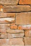 2个岩石纹理墙壁 免版税库存图片