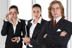 2个指令专业人员 免版税库存照片