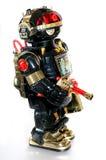 2个机器人玩具 免版税库存图片