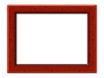 2个框架木头 免版税库存照片