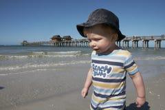 2个海滩二赖子 免版税库存图片