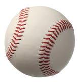 2个球棒球 库存照片